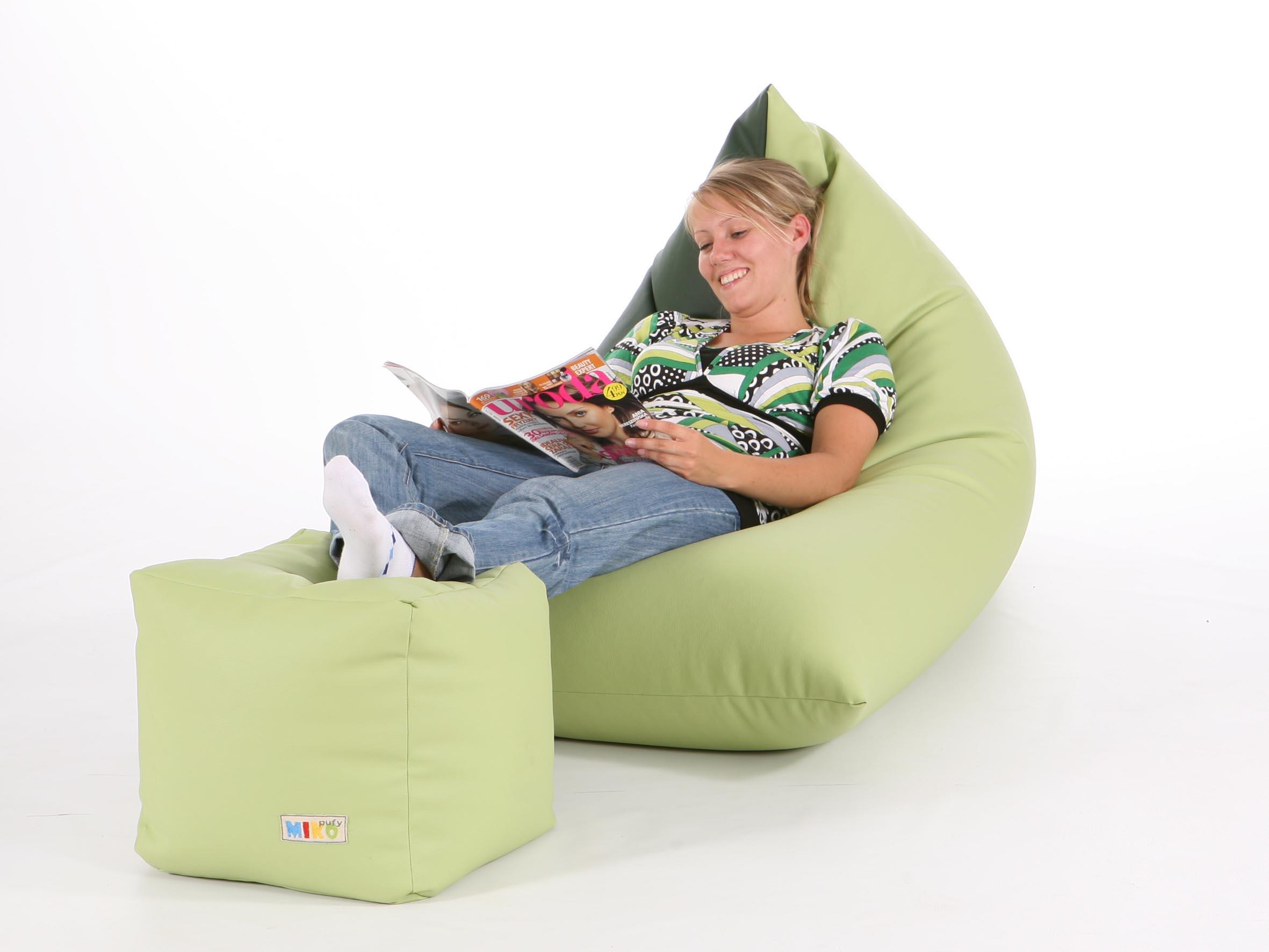 Кресло мешок люкс своими руками
